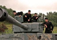 Четыре танкиста. (Римейк с плохим концом).